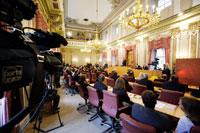 Landtagssitzung (Foto: Oö. Landespresse)