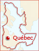 Choose the partner region Québec
