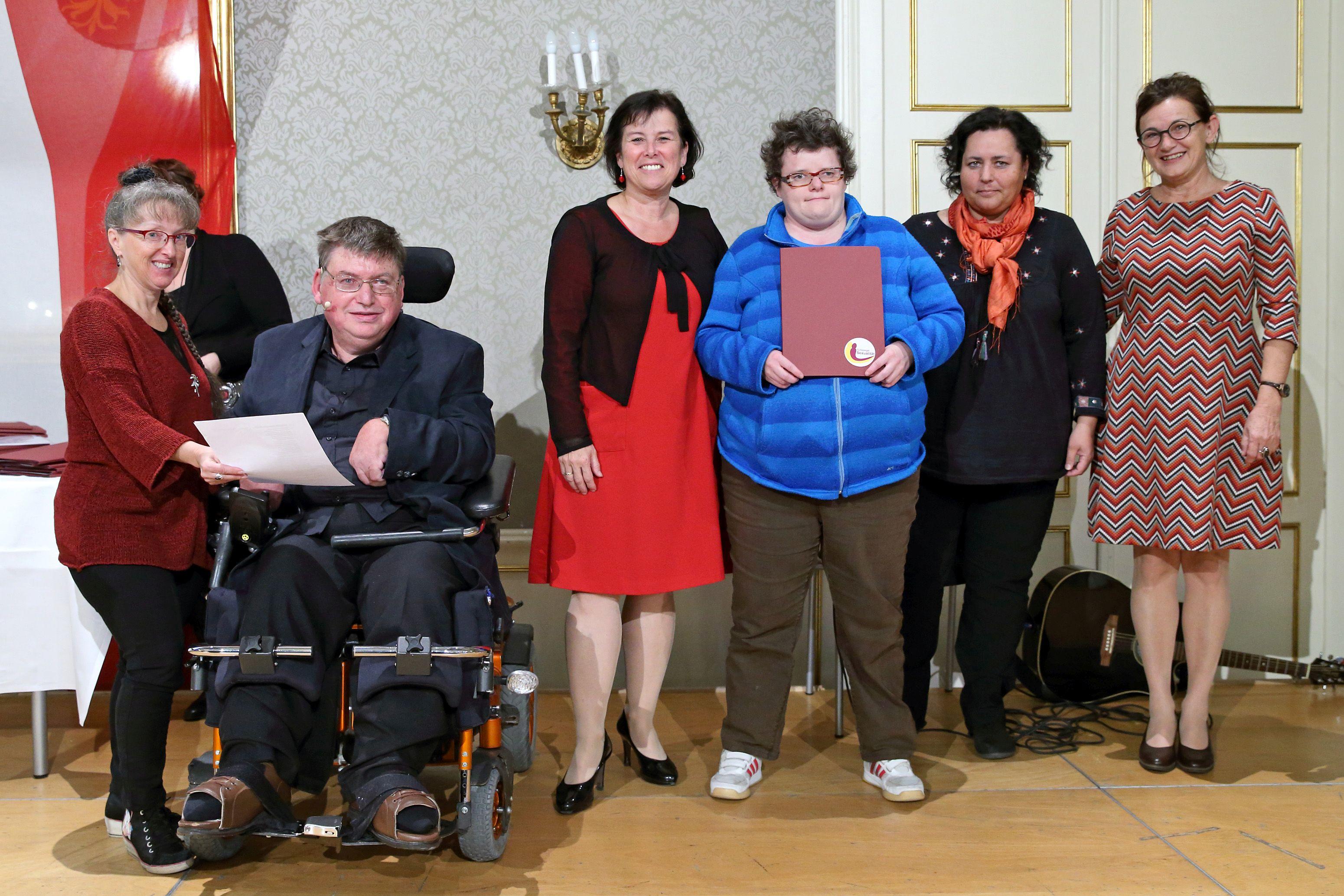 Land Oberösterreich - Sozial-Landesrätin Birgit Gerstorfer
