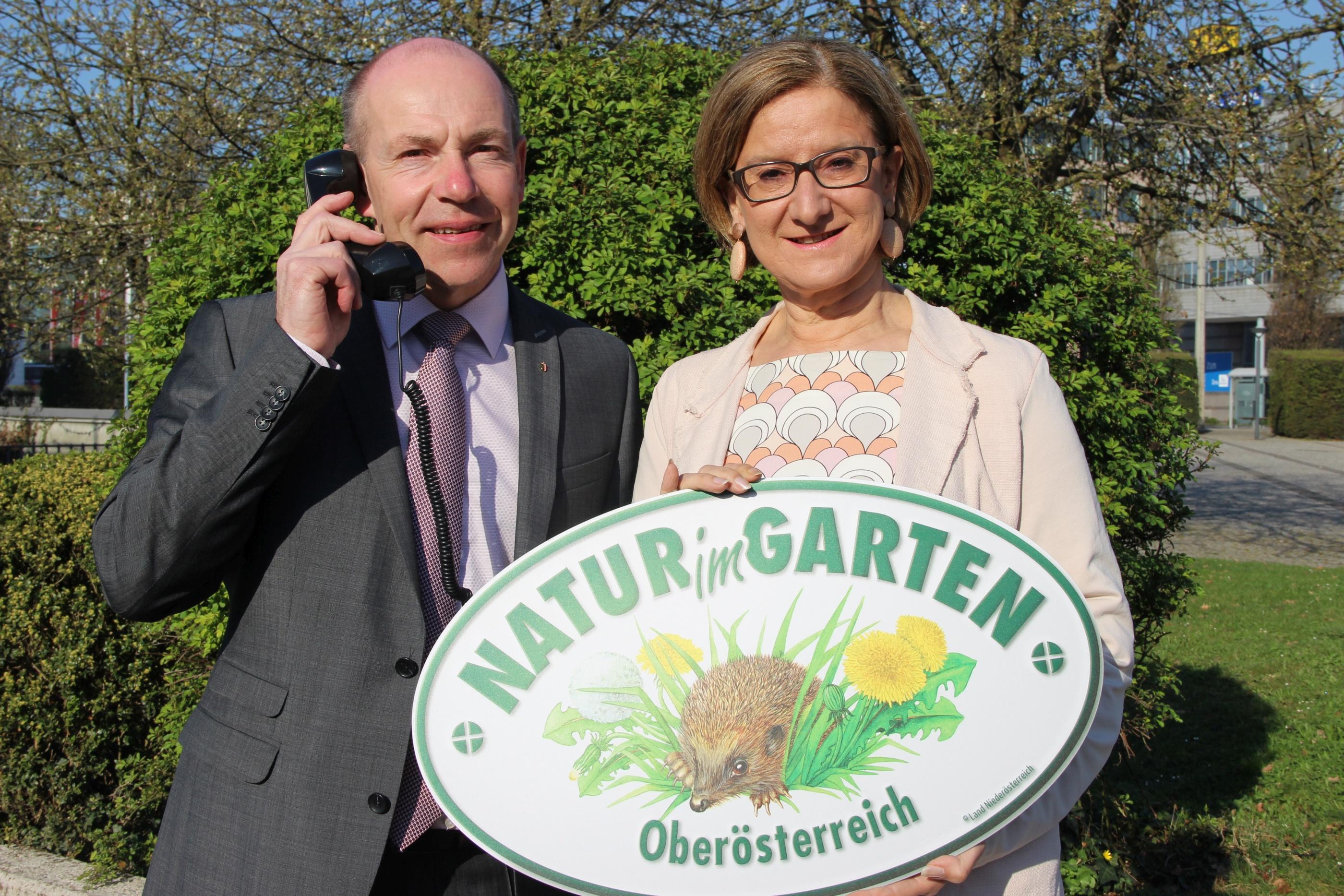 Land Oberosterreich Oo Gartentelefon Nach Dem Ersten Wochenende