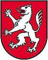 Wappen der Gemeinde Wolfsegg am Hausruck