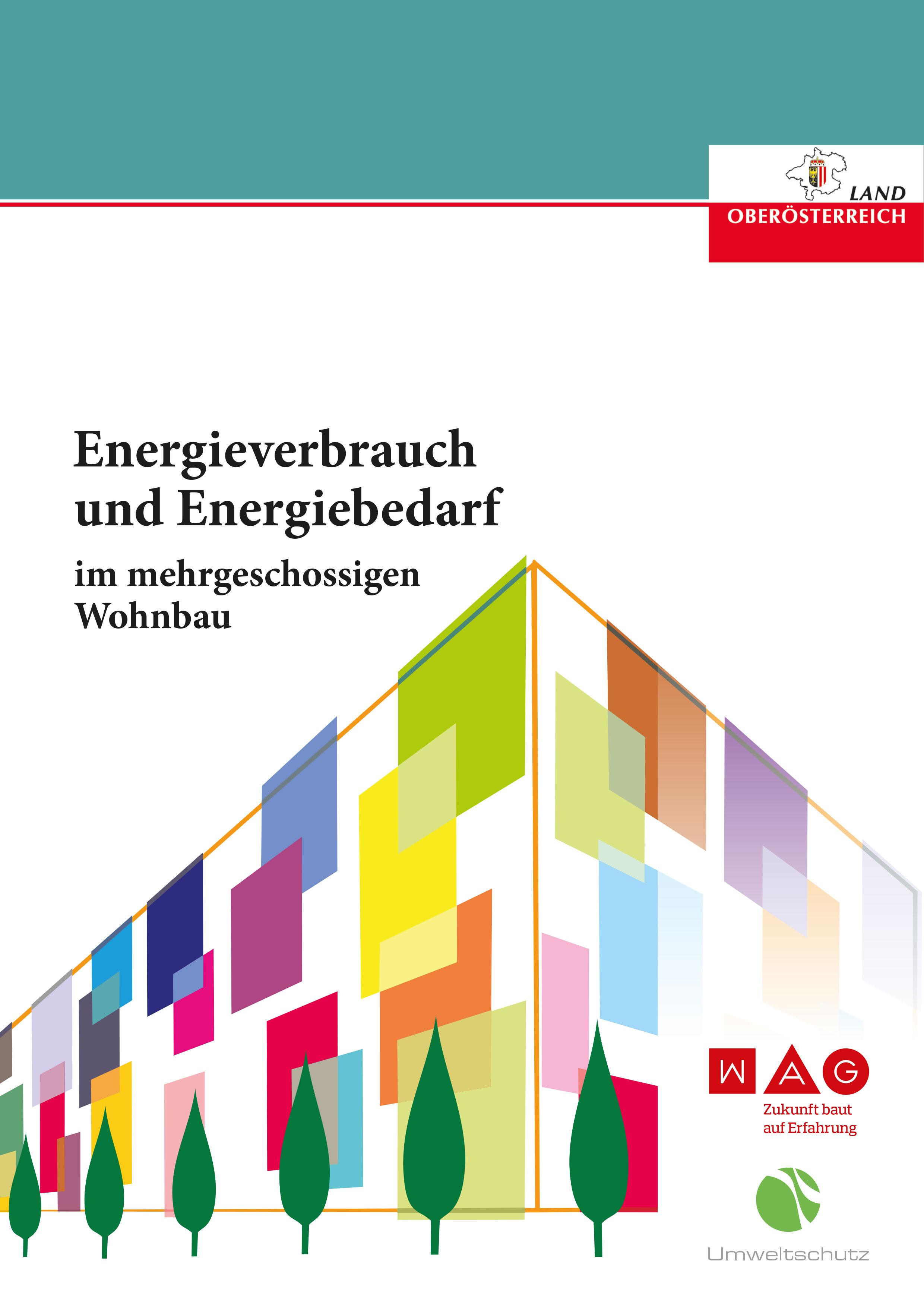Energieverbrauch und Energiebedarf im mehrgeschossigen Wohnbau