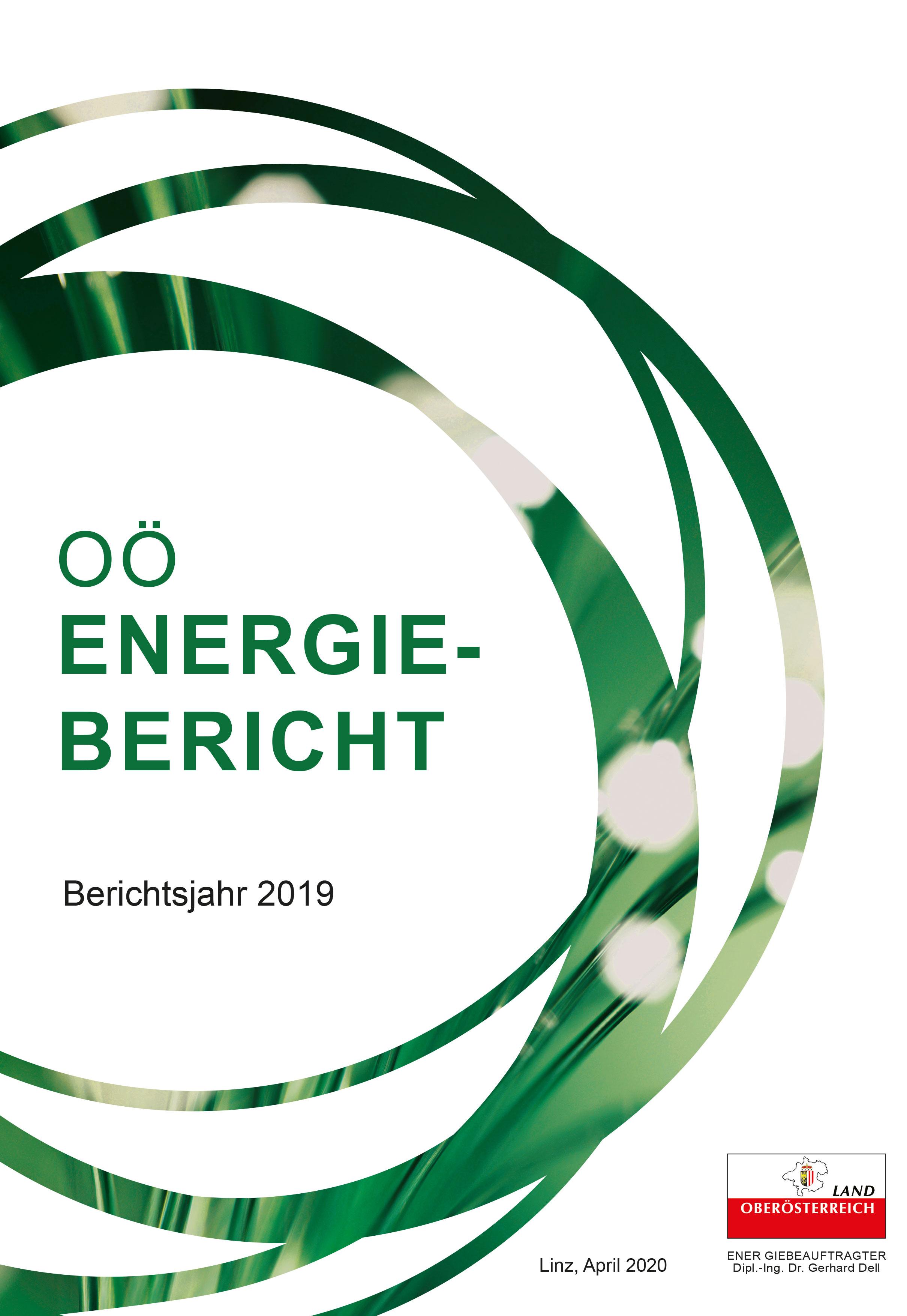 Oberösterreichischer Energiebericht - Berichtsjahr 2019