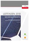 Leitfaden 2018 für die Förderung von netzgekoppelten Photovoltaikanlagen in Oberösterreich