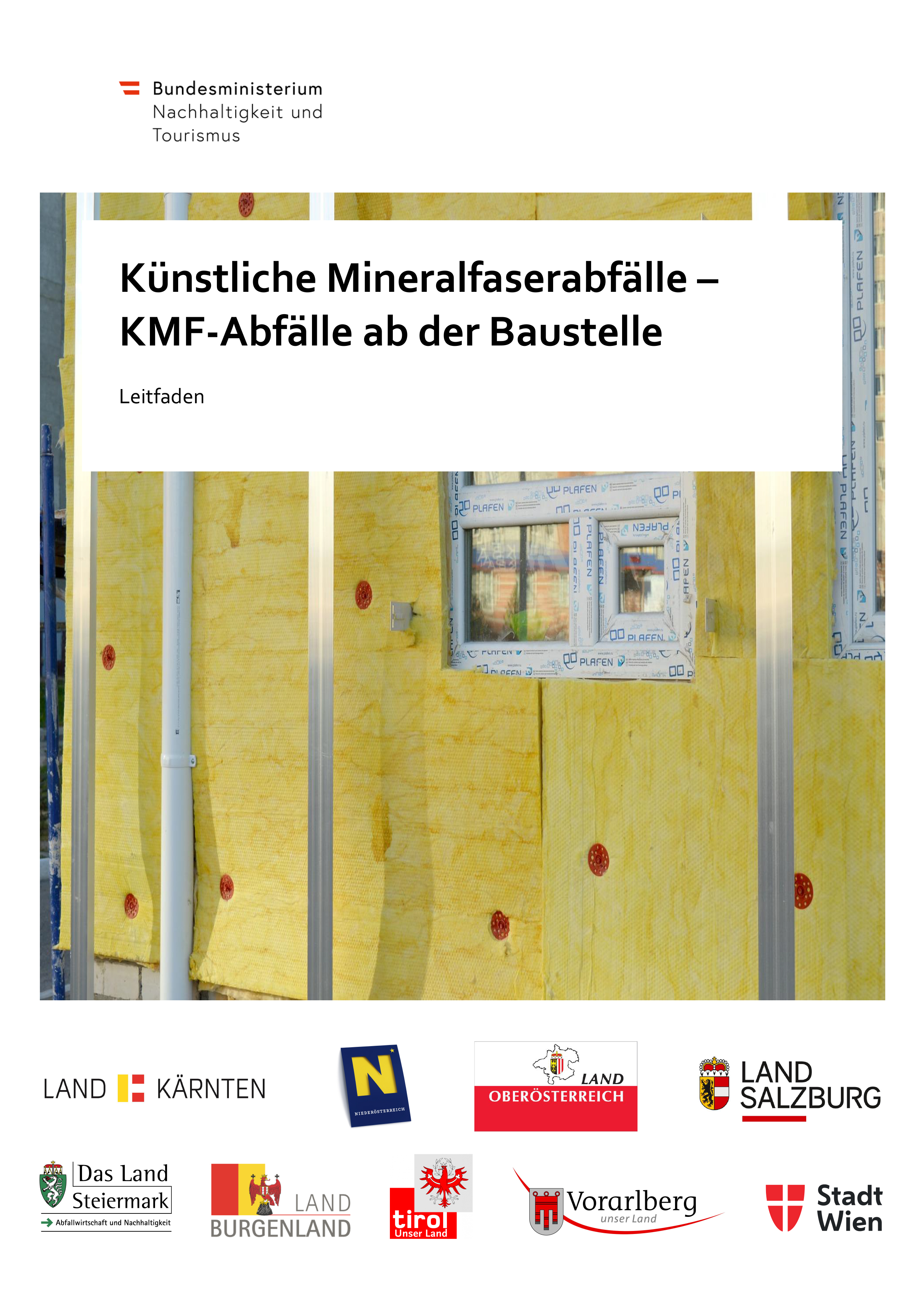 Leitfaden Künstliche Mineralfaserabfälle