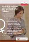 Hilfe für Frauen bei Gewalt und Krisen