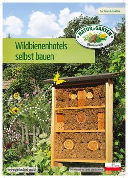 Wildbienenhotels selbst bauen
