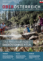 Unser Oberösterreich - Ausgabe 3/19
