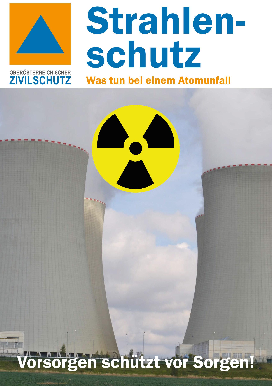 Strahlenschutz; Was tun bei einem Atomunfall