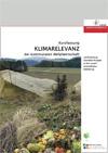 Klimarelevanz der Kommunalen Abfallwirtschaft - Kurzfassung