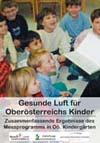 Gesunde Luft für Oberösterreichs Kinder (Kindergärten)