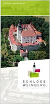 Willkommen auf Schloss Weinberg