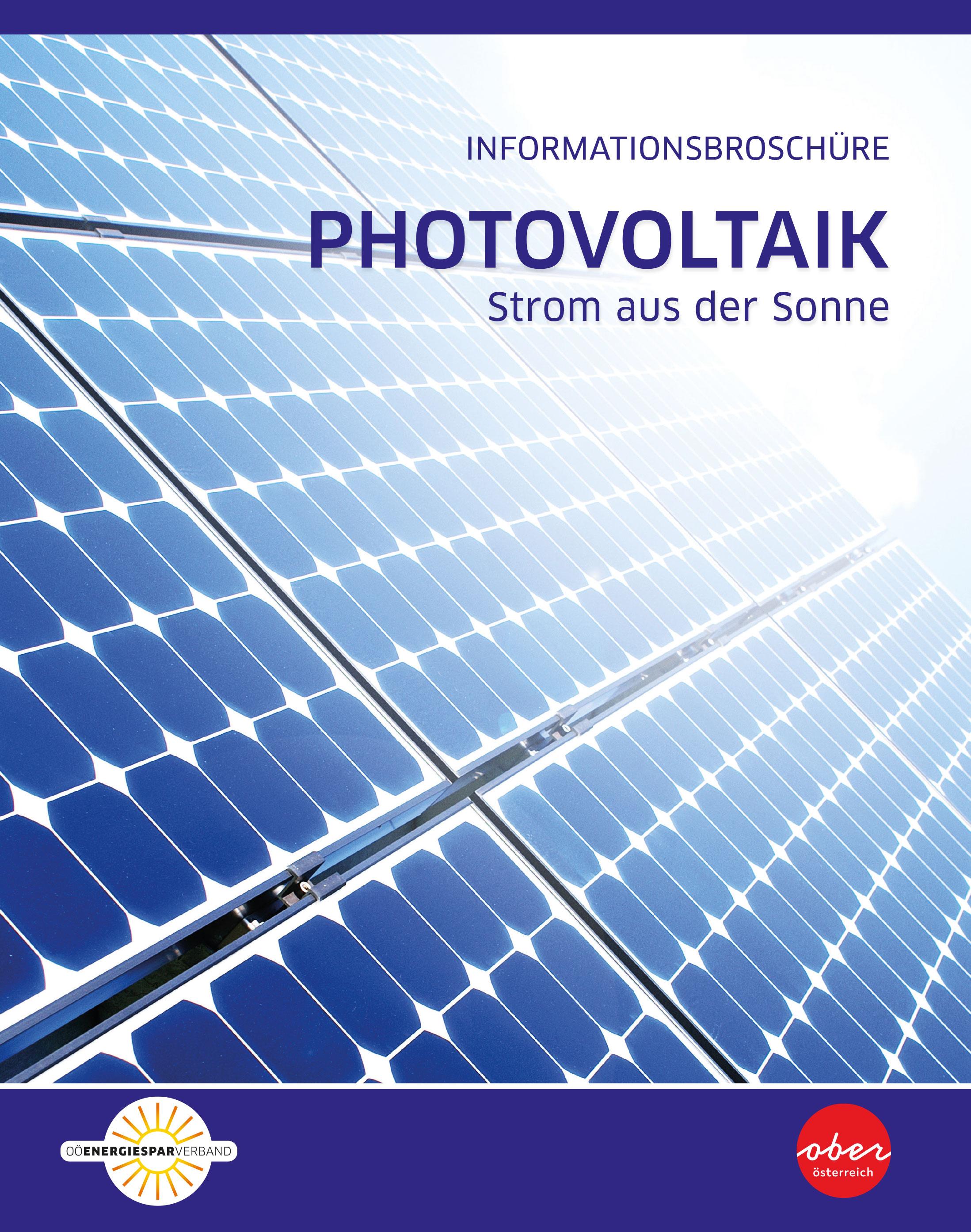 Photovoltaik - Strom aus der Sonne