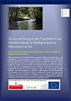 Auswirkungen des Fischotters auf Fischbestände in Fließgewässern Oberösterreichs