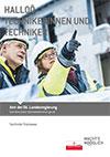 HALLOÖ Technikerinnen und Techniker