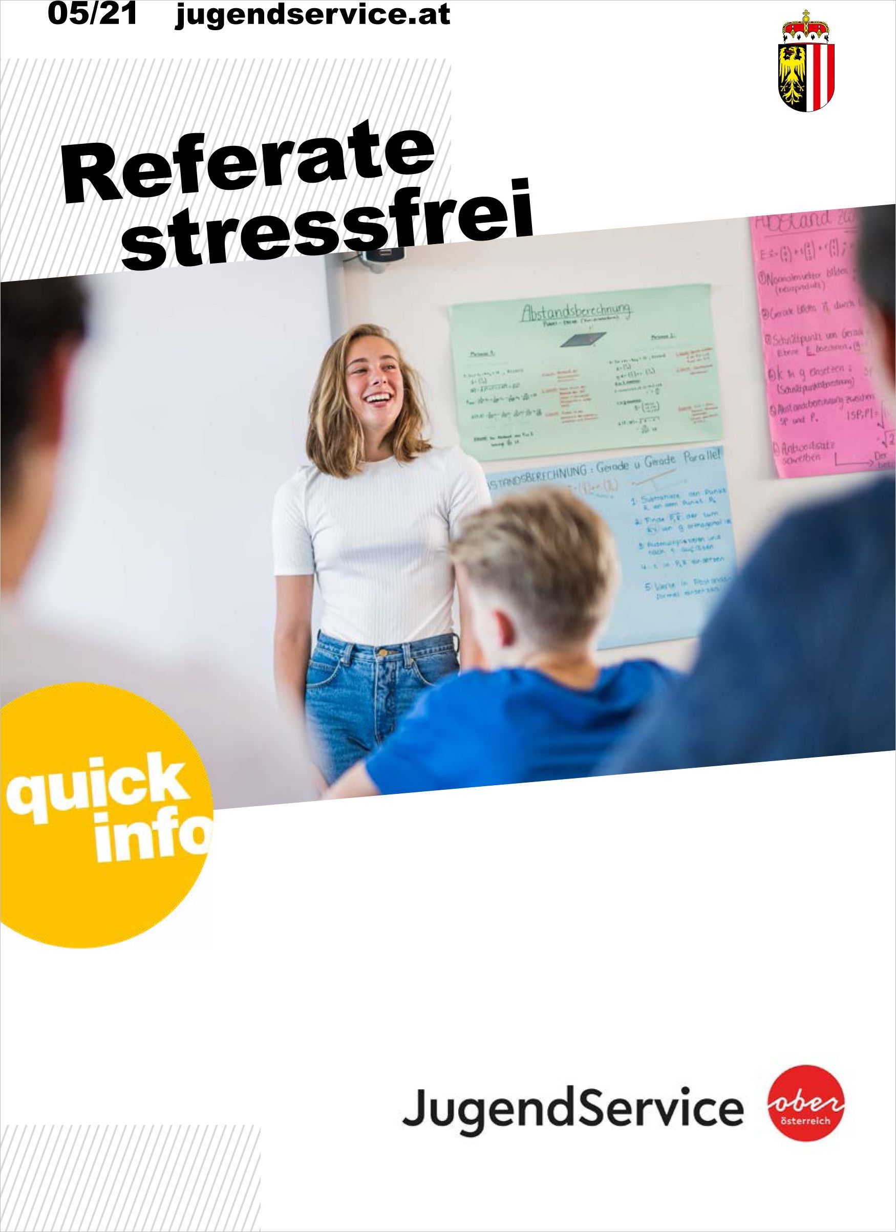 Quickinfo - Referate Stressfrei