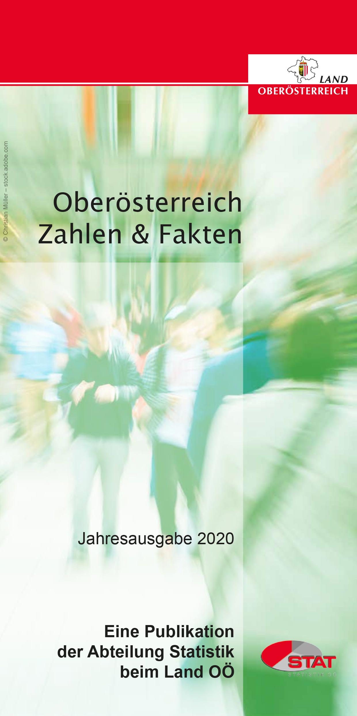 Oberösterreich - Zahlen & Fakten