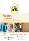 Radon - Einfluss der thermischen Sanierung