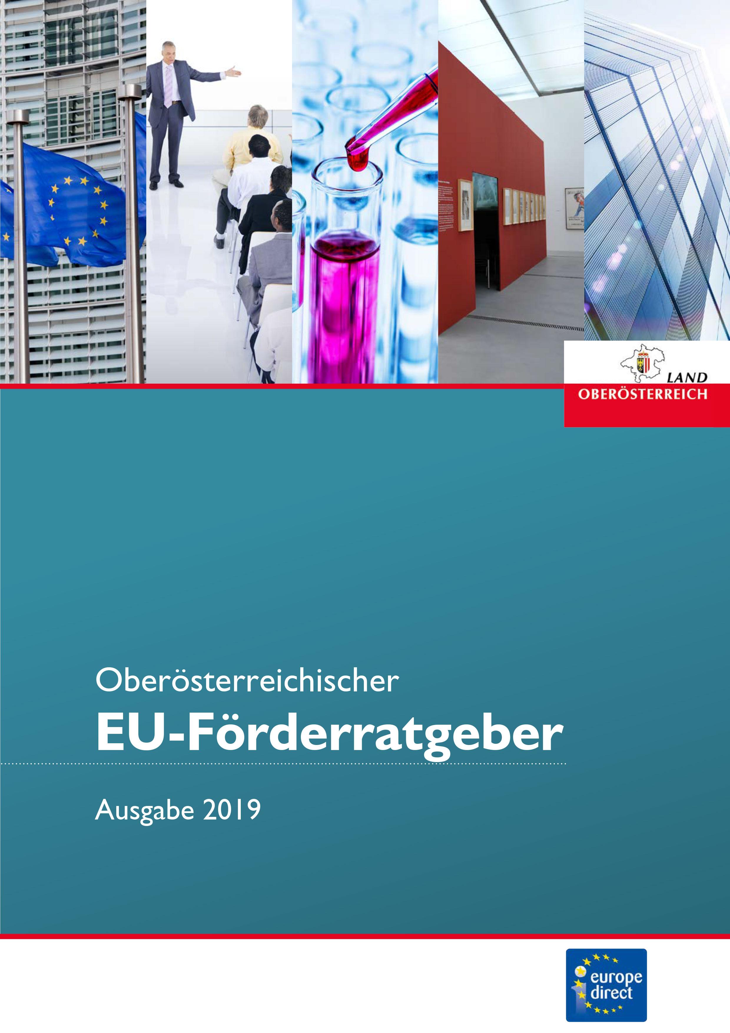 Oberösterreichischer EU-Förderratgeber