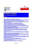 EU Wissen Aktuell